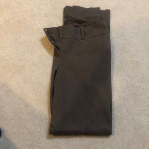 The Limited Drew fit brown pant